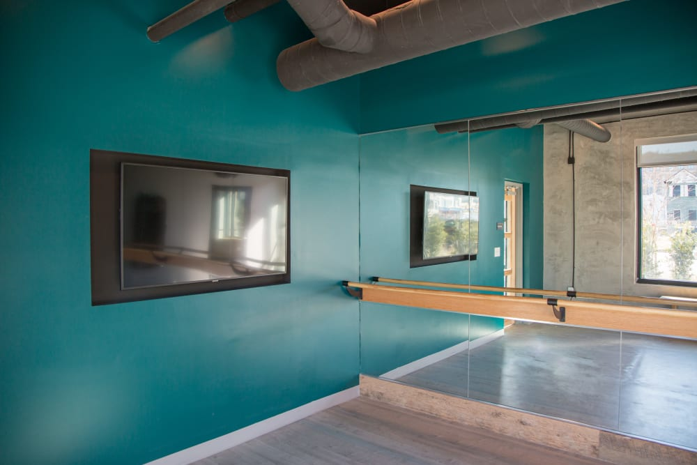 511 Meeting in Charleston, South Carolina offers a dance room