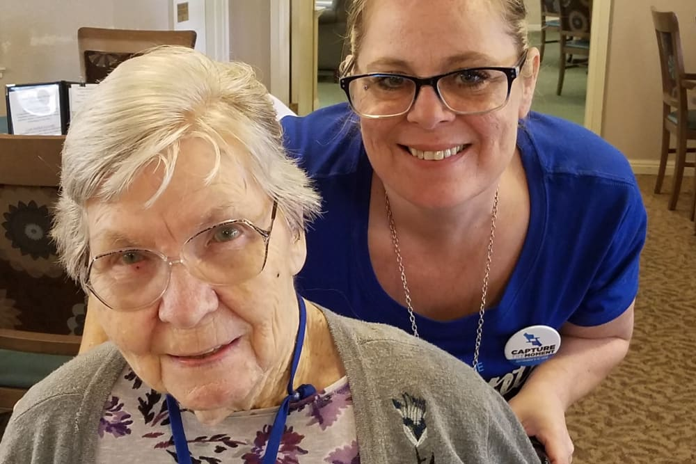 great employees at Sundial Assisted Living in Redding, California