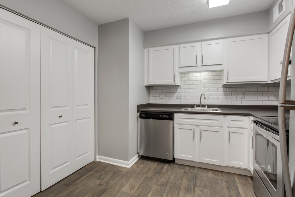 Our Apartments in Norcross, Georgia offer a Kitchen