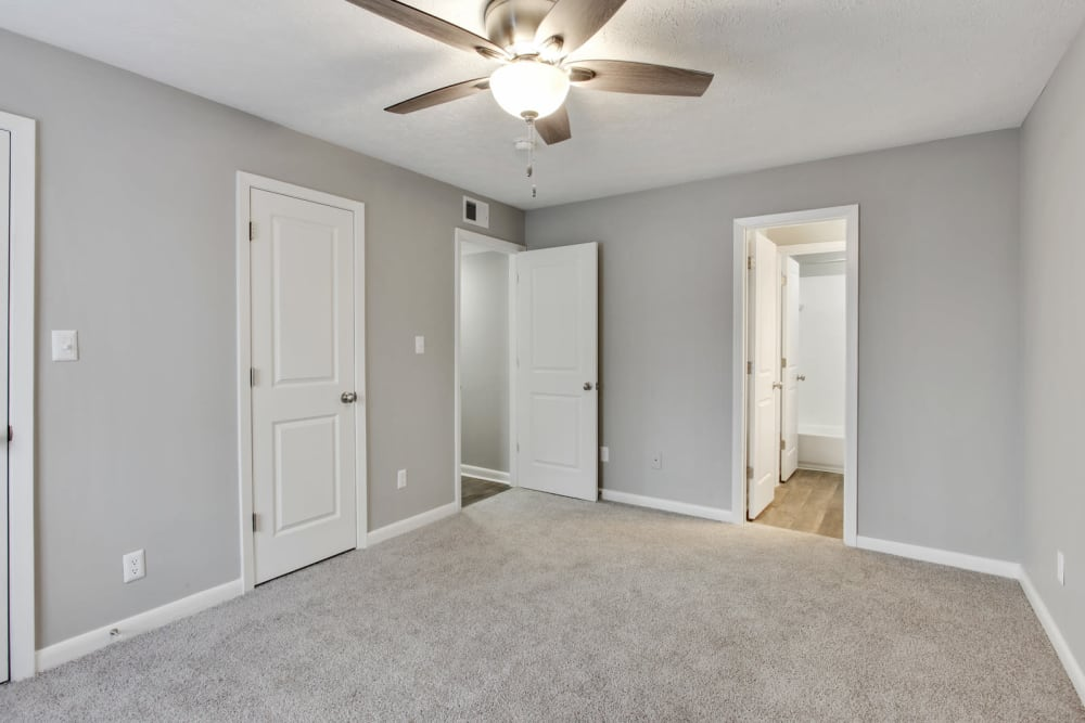 Our Apartments in Norcross, Georgia offer a Bedroom