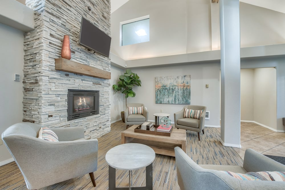 Clubhouse at Copperstone Apartment Homes in Everett, Washington
