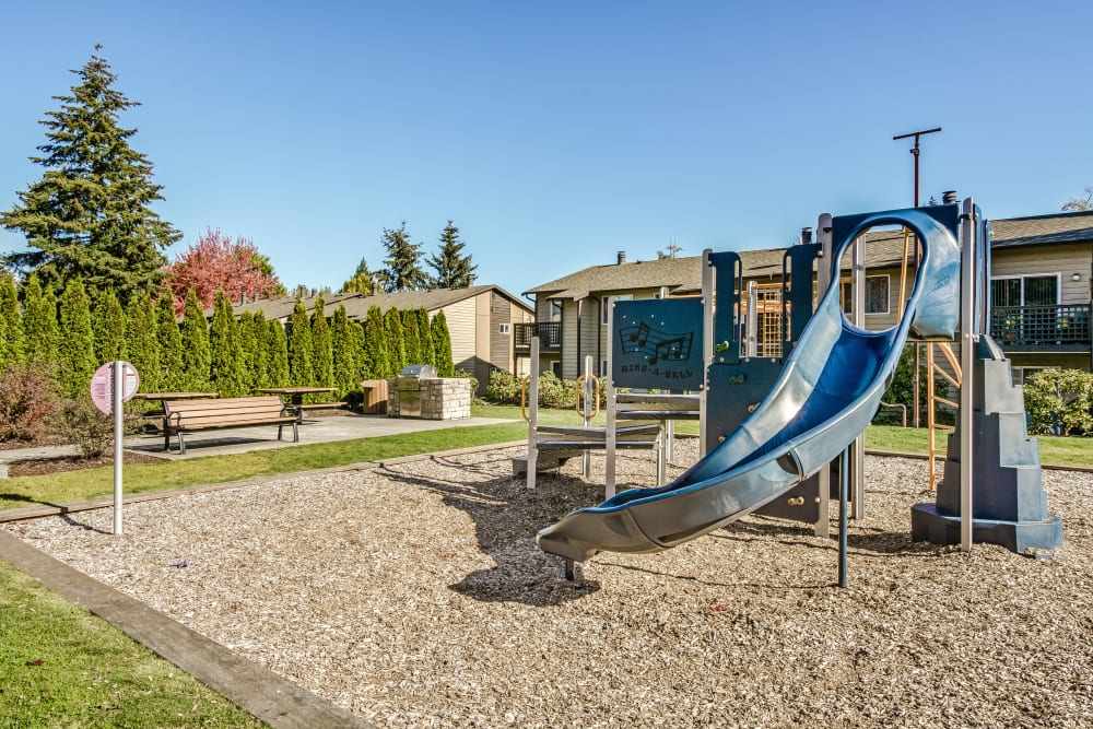 Our Apartments in Everett, Washington offer a Playground