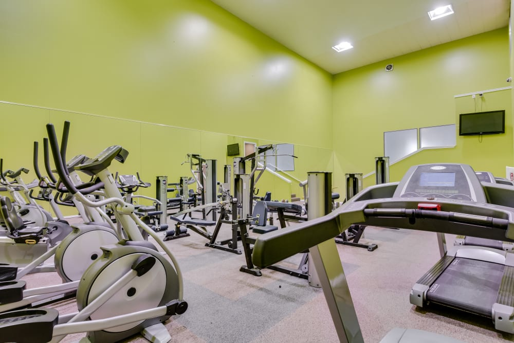 Enjoy Apartments with a Gym at Copperstone Apartment Homes in Everett, Washington
