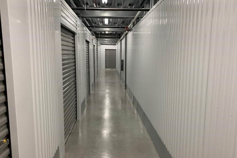 StorageOne Eastern & Silverado Ranch in Las Vegas, Nevada hallway