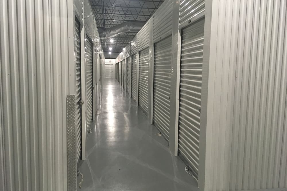 Climate controlled storage units in Dallas, Texas at Storage 365