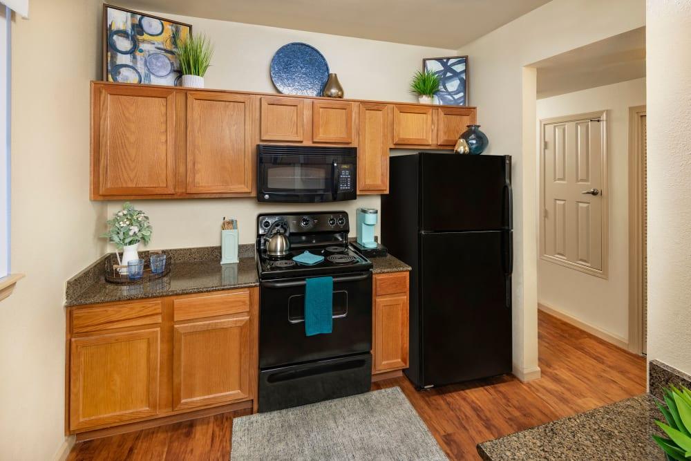 Kitchen at Las Colinas at Black Canyon in Phoenix, Arizona