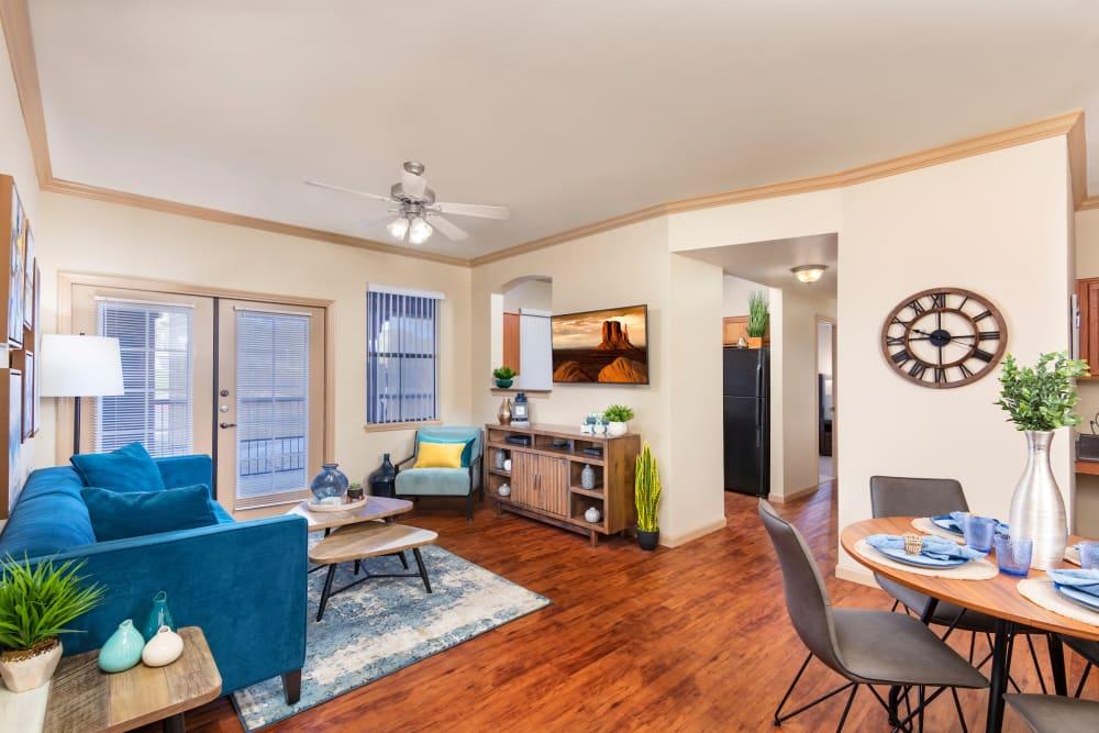 Living Room at Las Colinas at Black Canyon in Phoenix, AZ