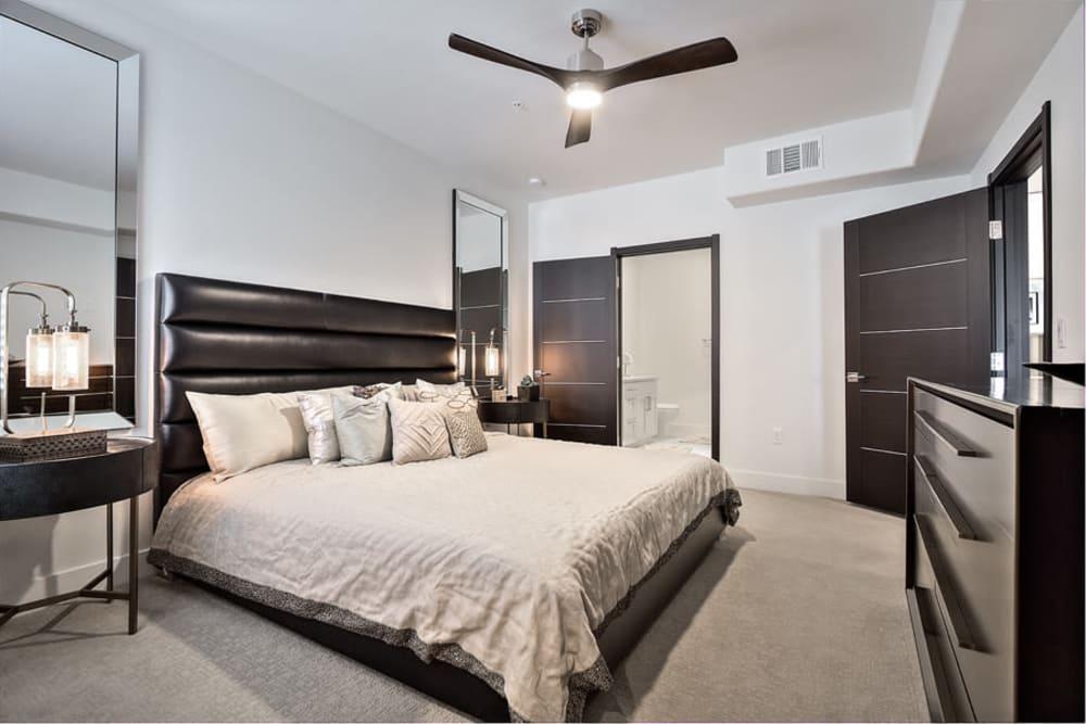 Bedroom at The Aviator in Henderson, Nevada