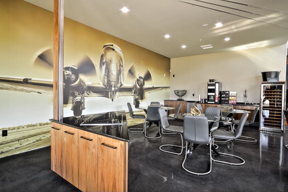 Clubhouse at The Aviator in Henderson, Nevada