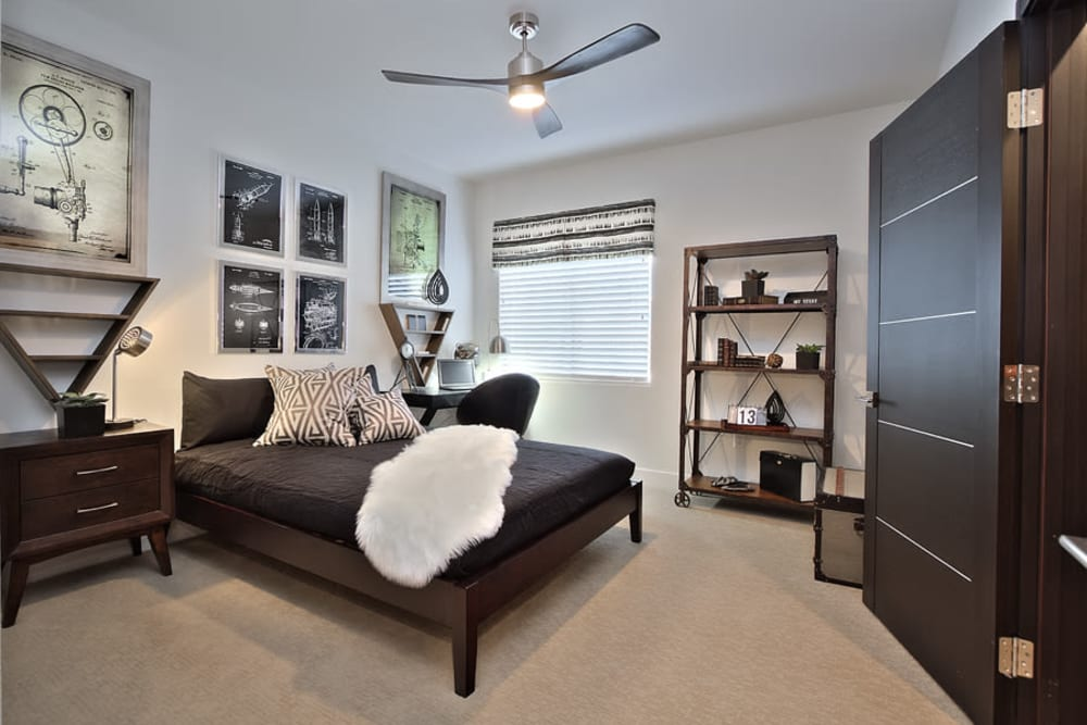 Bedroom at The Aviator in Henderson, NV