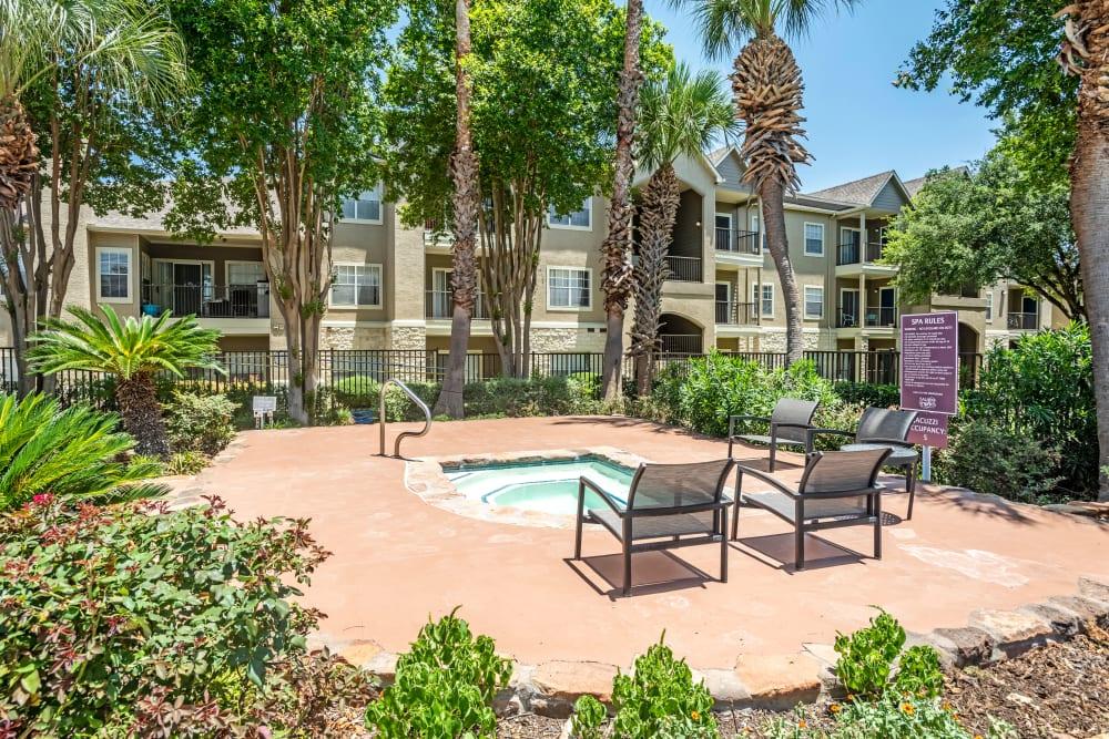 Spa at Salado Springs Apartments