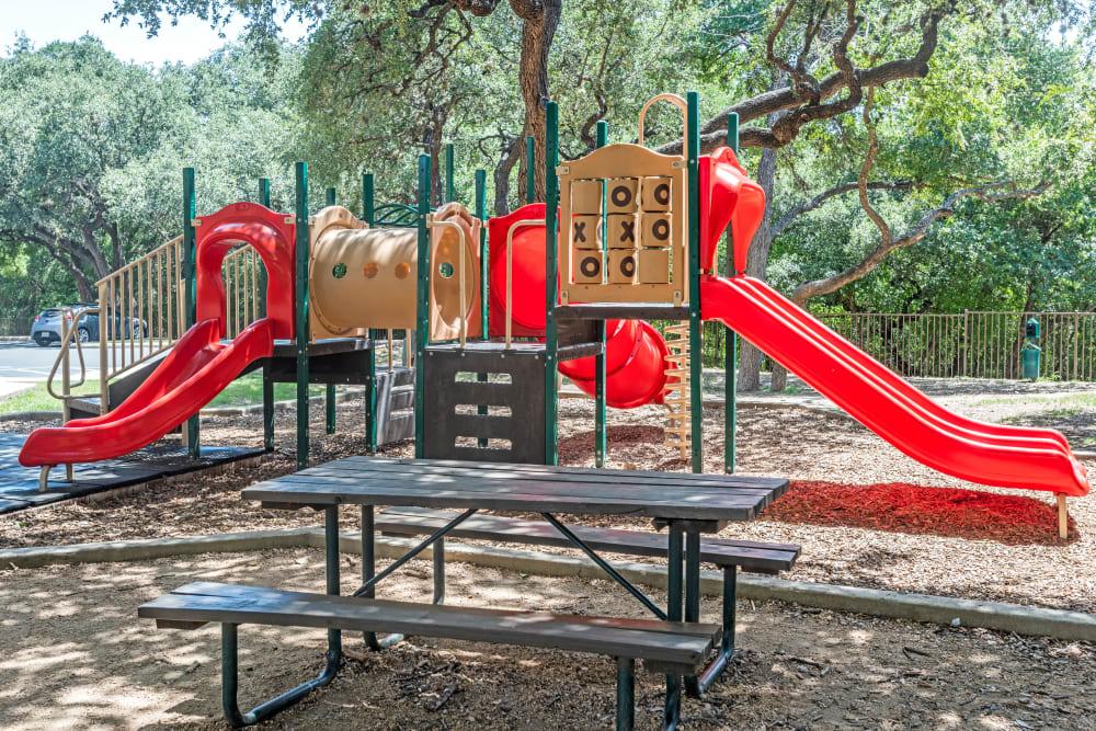Playground at Salado Springs Apartments