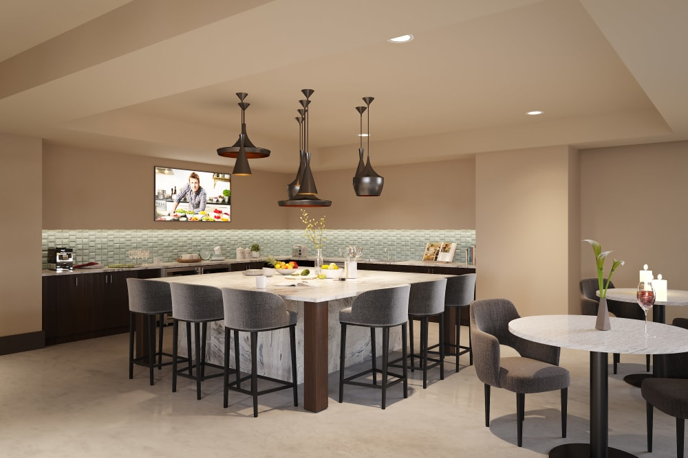 Demonstration Kitchen at The District at Chandler in Chandler, Arizona
