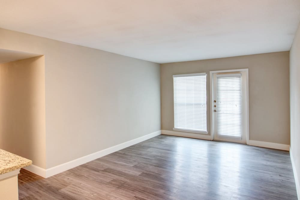 Our Beautiful Apartments in Houston, Texas showcase a Living Room