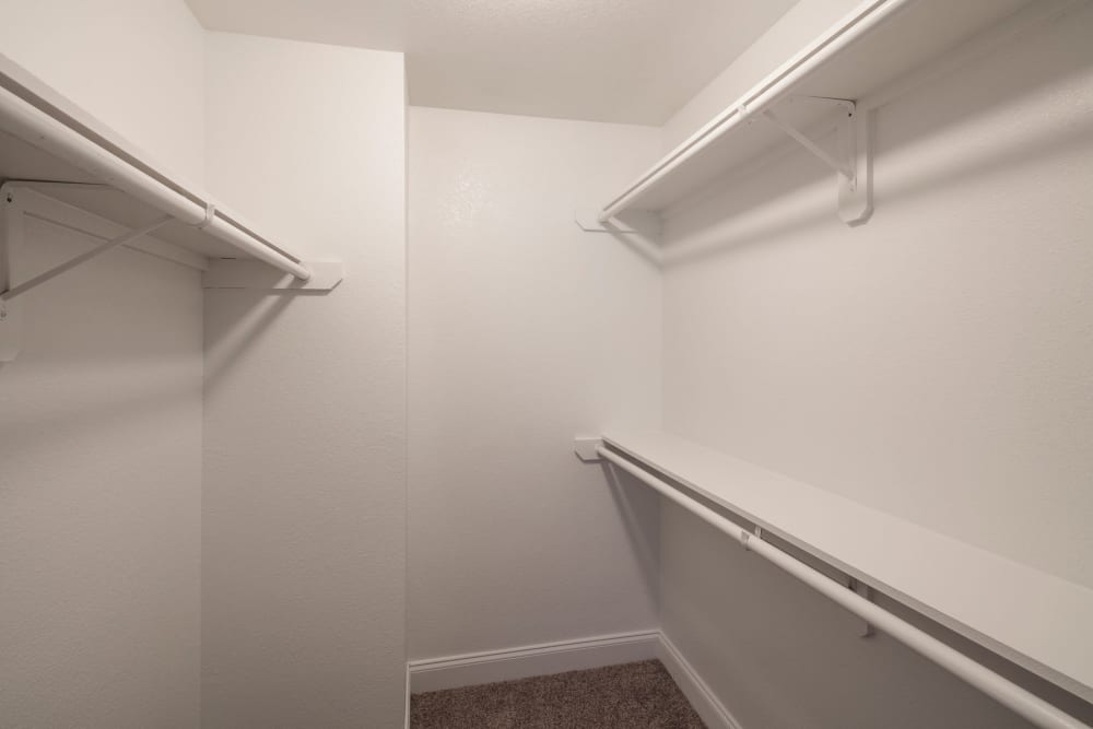 Spacious Closet at IMT At The Medical Center in Houston, Texas