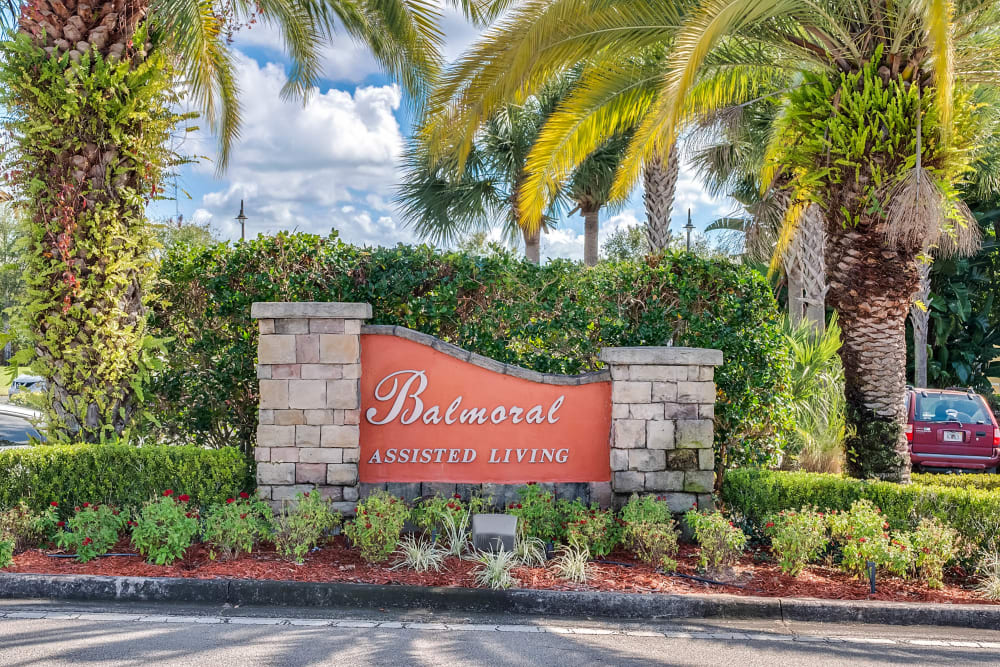 Outdoor sign at {location_name}} in Lake Placid, Florida