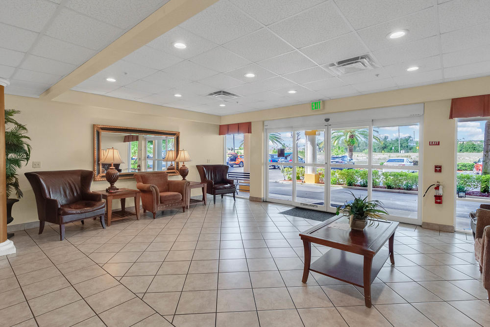 Atrium at {location_name}} in Lake Placid, Florida