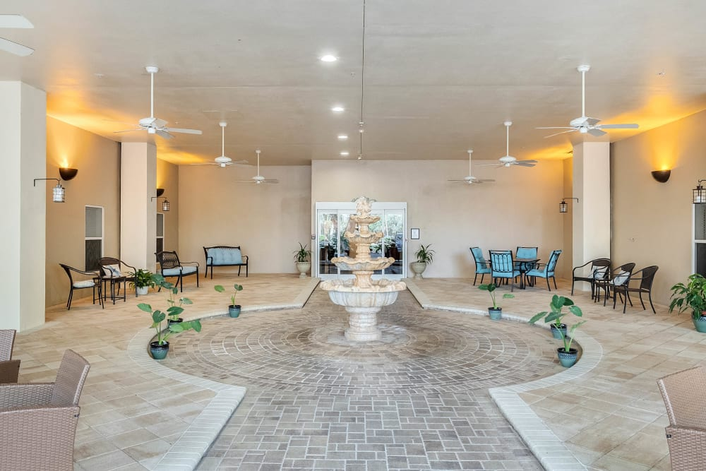 Entry way at {location_name}} in Brooksville, Florida