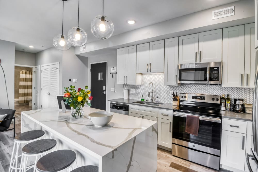 Enjoy a Luxury Kitchen at Tribeca STL | Apartments in St. Louis, Missouri