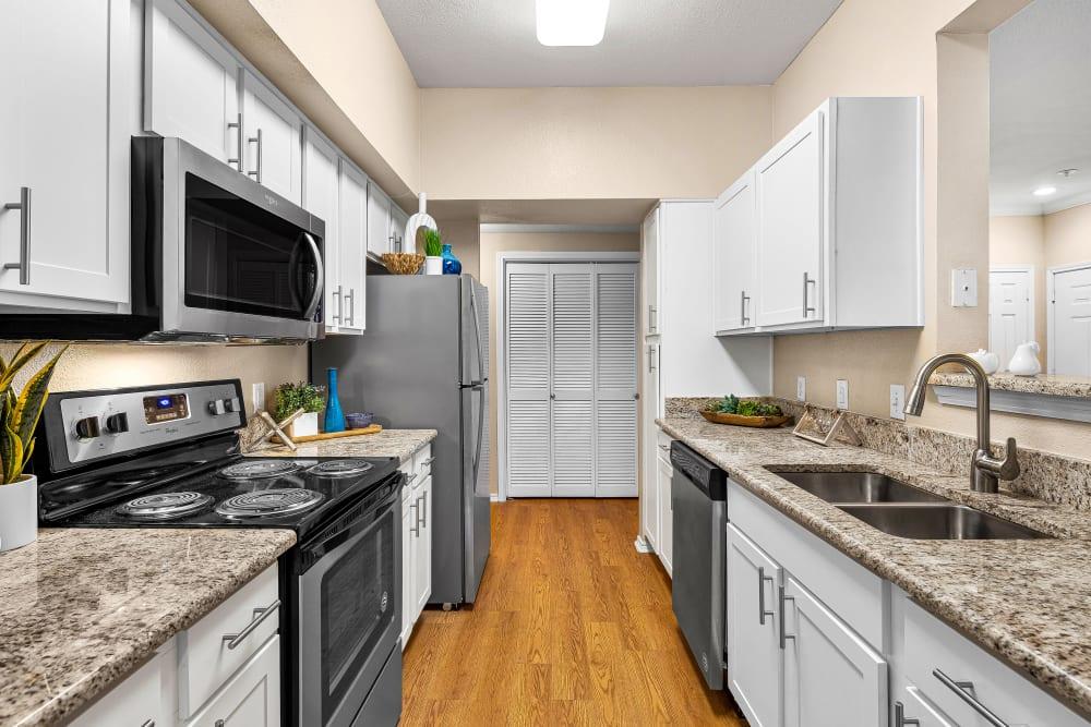 Kitchen at The Lodge at Shavano Park in San Antonio, Texas