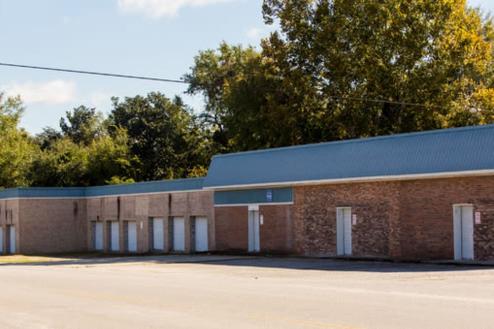 Exterior view of StayLock Storage in Camden, South Carolina