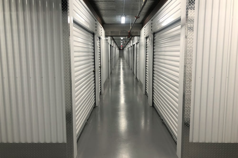 Climate controlled storage units for rent at Storage 365 in St. Paul, Minnesota