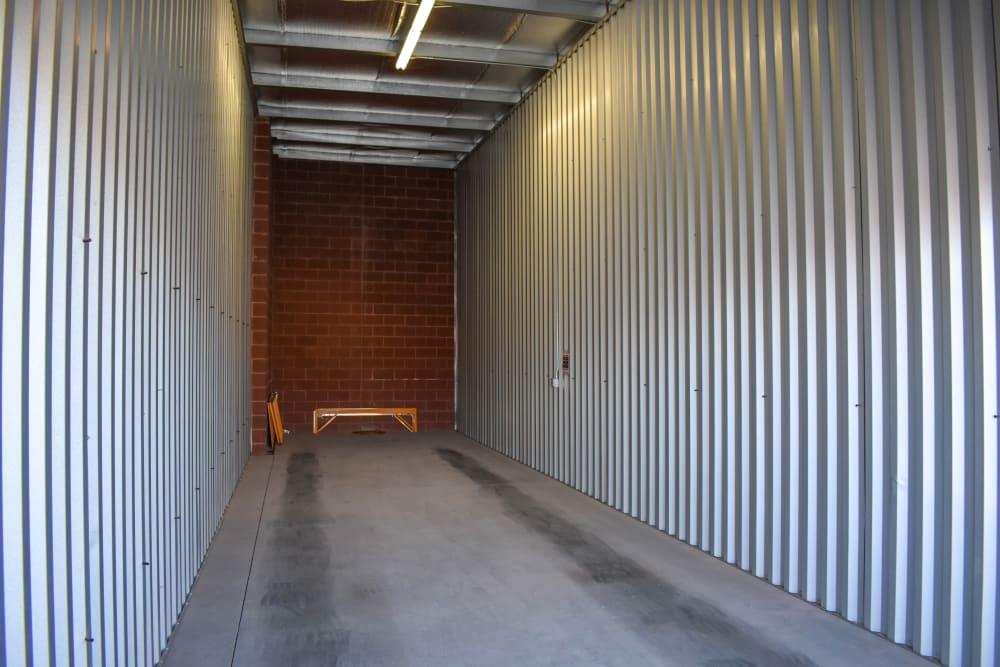 A large storage unit at STOR-N-LOCK Self Storage in Hurricane, Utah