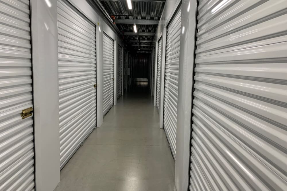 Indoor units at Towne Storage in Henderson, Nevada