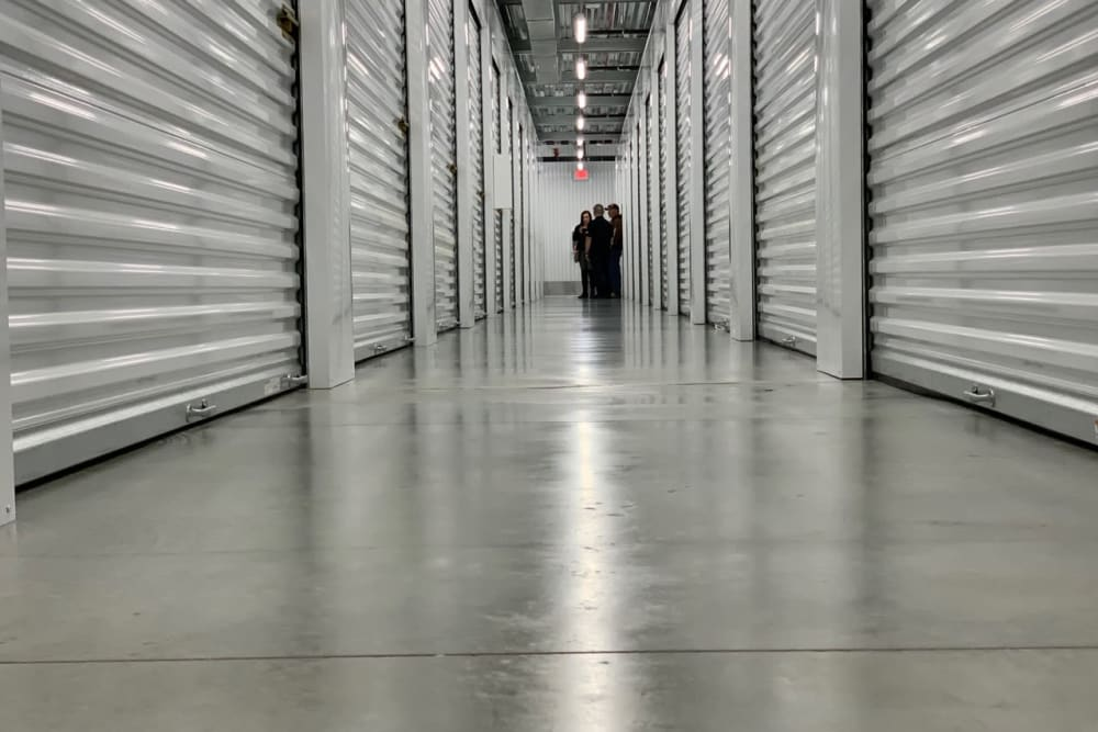 Interior units at Towne Storage in Henderson, Nevada