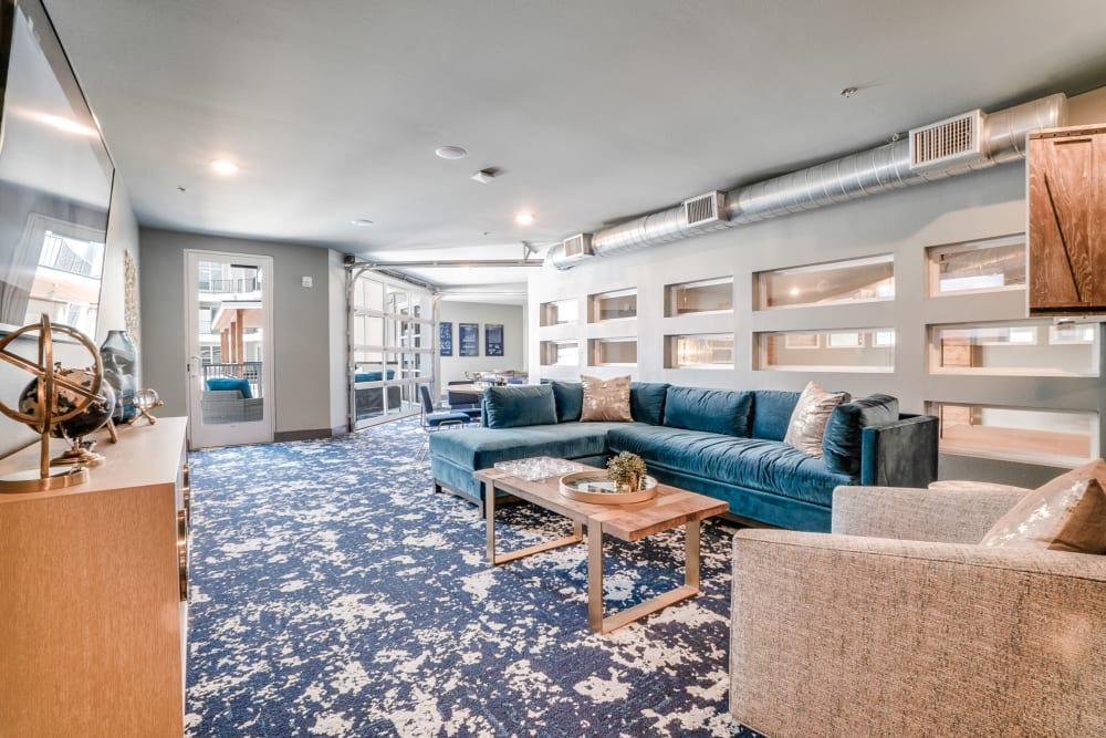 Clubhouse at One90 Firewheel in Garland, Texas