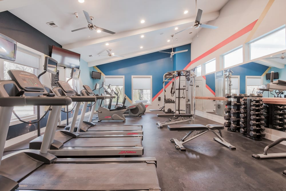 Our Apartments in Independence, Missouri offer a Gym
