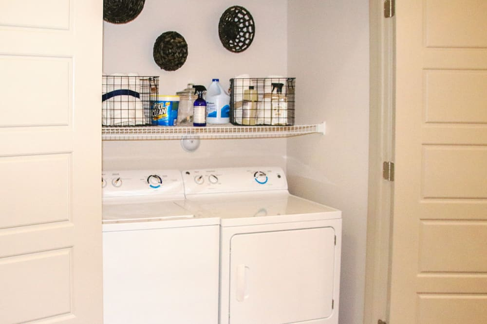 Washer Dryer In-Unit   Axis 3700 Apartments Plano, TX