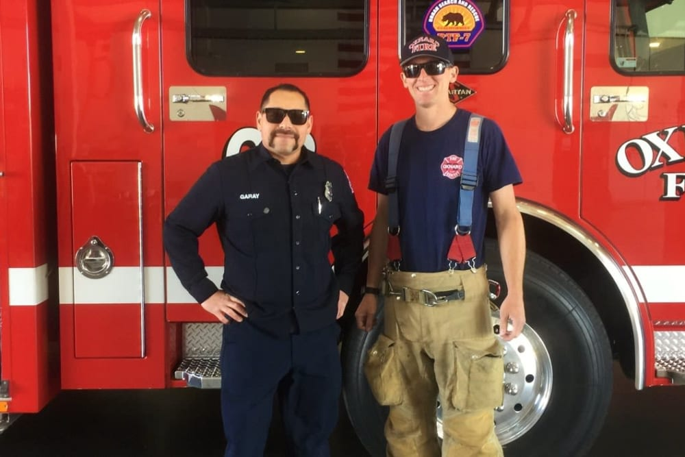 Clearwater staff deliver burritos to first responders