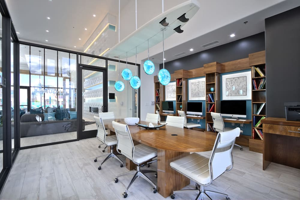 Our Apartments in Las Vegas, Nevada offer a Business Center