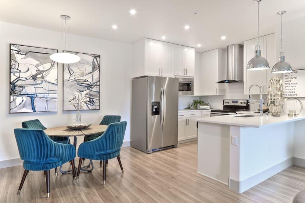 Modern Kitchen at SUR702 in Las Vegas, Nevada