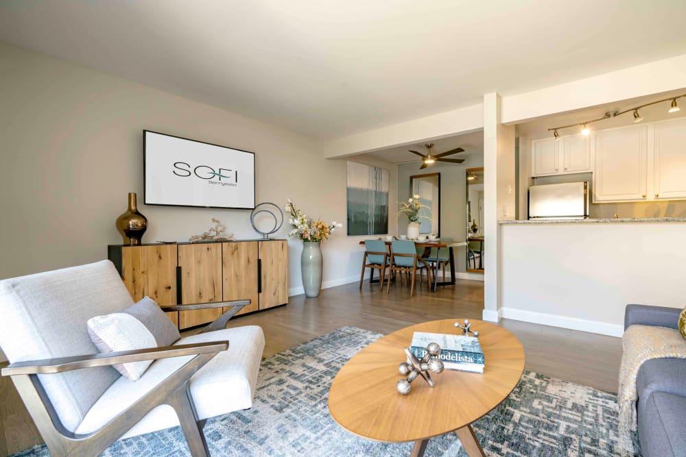 Sofi Berryessa offers a Living Room in San Jose, California