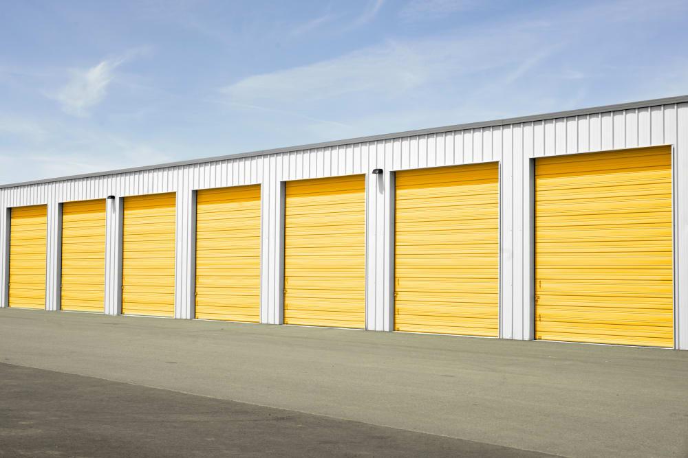 Drive up storage units in Colorado Springs, Colorado at Storage 365