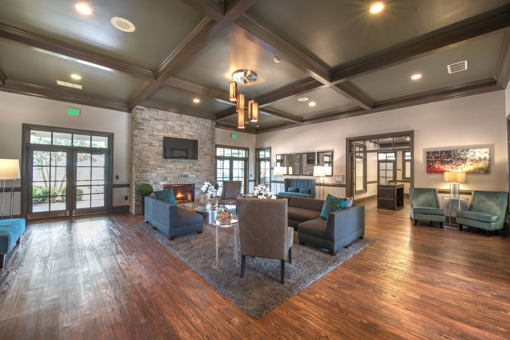 Clubhouse at Olympus Hillwood in Murfreesboro, Tennessee