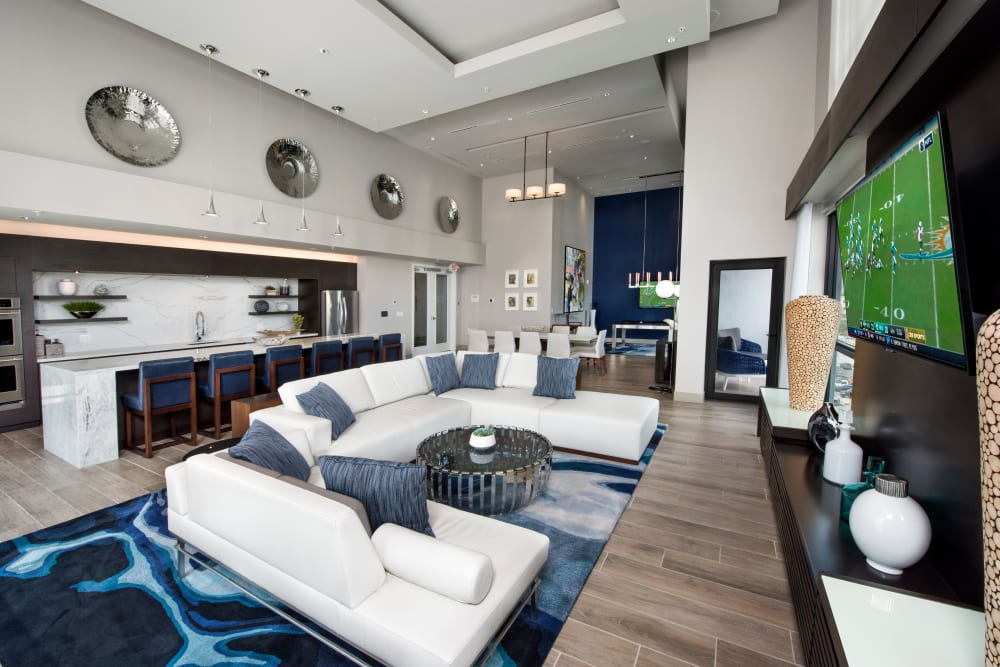 Clubhouse at The Flats in Doral, Florida