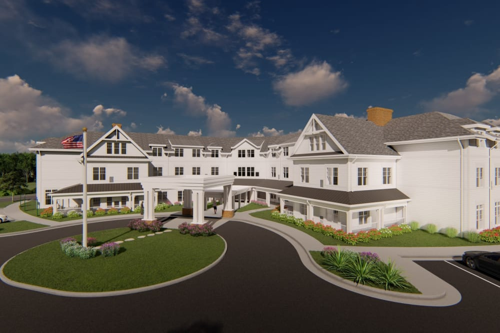 White Springs Senior Living in Warrenton, Virginia