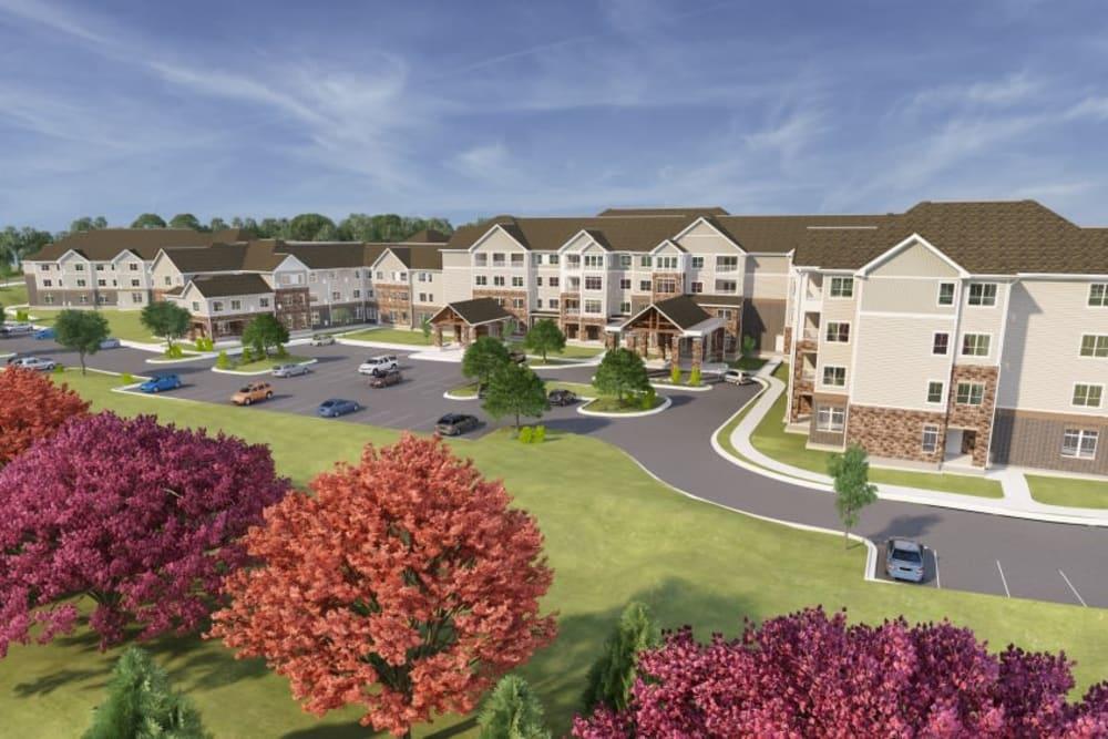 Future Harmony Senior Living Community - Winston Salem North Carolina