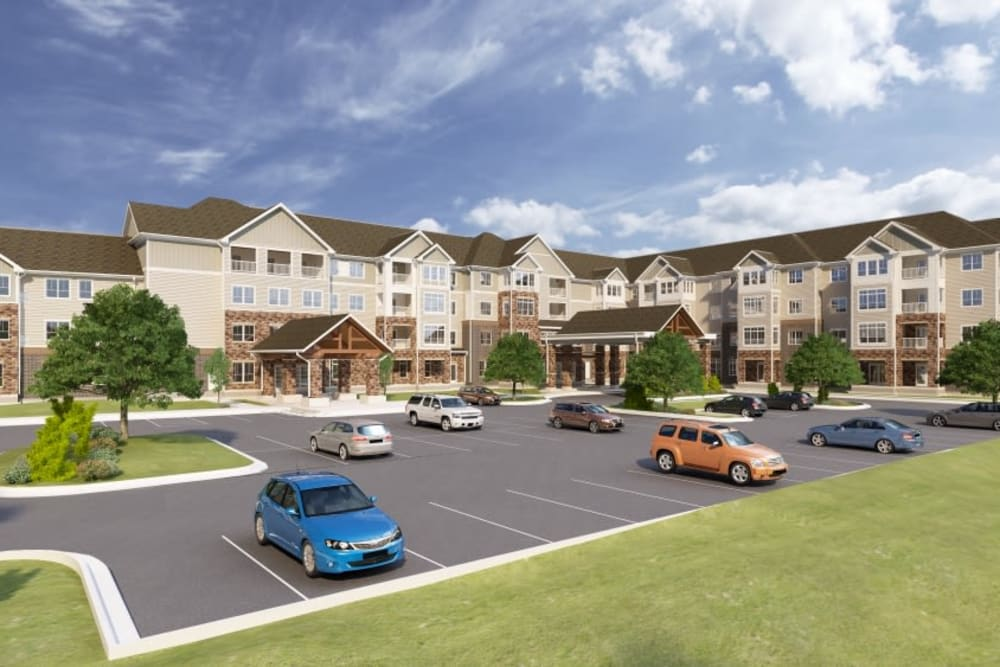 Future Senior Living Community - Harmony in NC