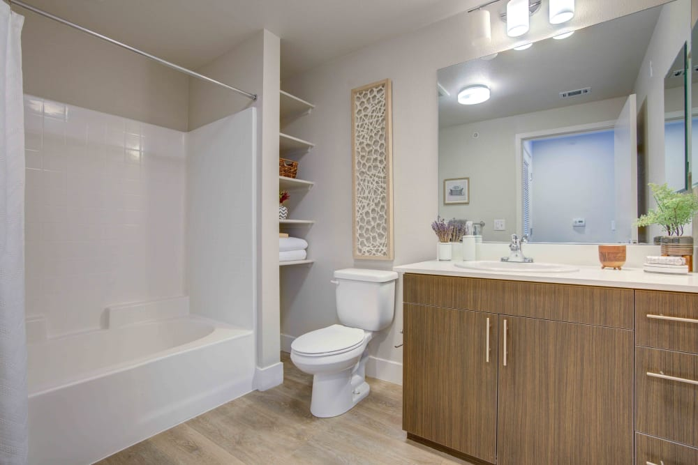 Sofi Riverview Park offers a Bathroom in San Jose, California