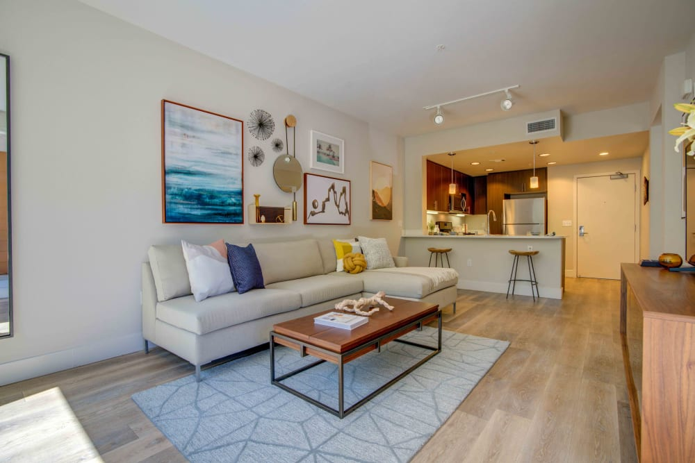 Sofi Riverview Park offers a Living Room in San Jose, California