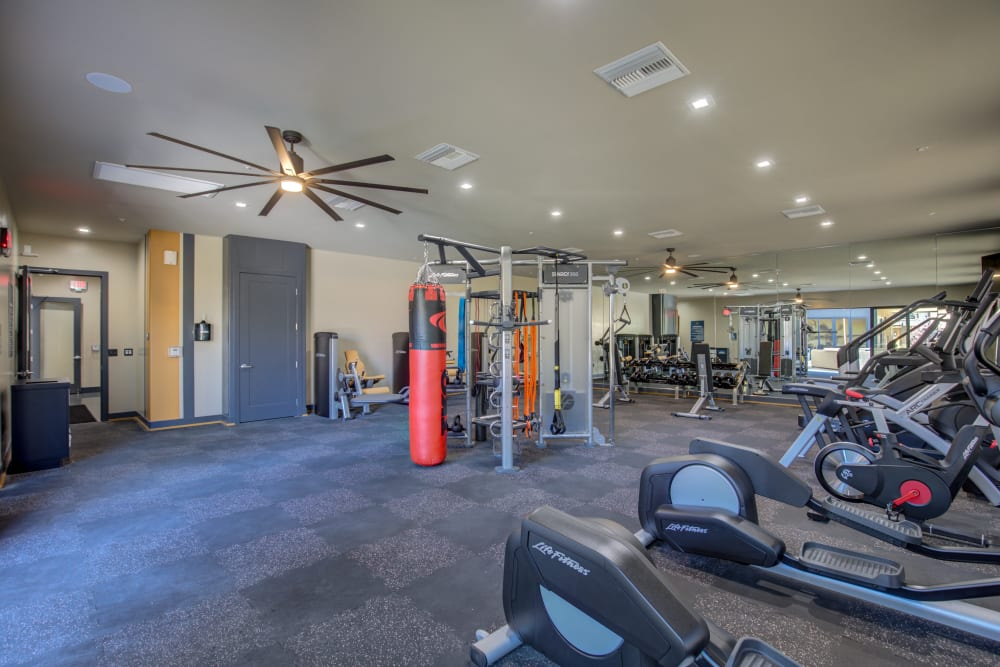 Apartments with a Gym in Henderson, Nevada