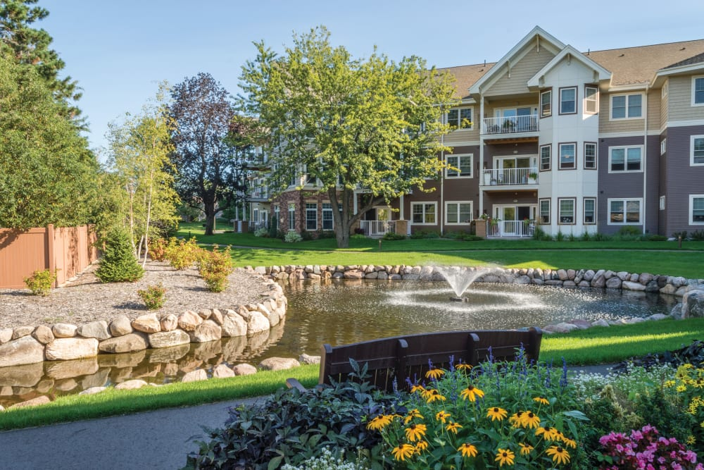 Co-op amenities at Applewood Pointe of Shoreview in Shoreview, Minnesota.