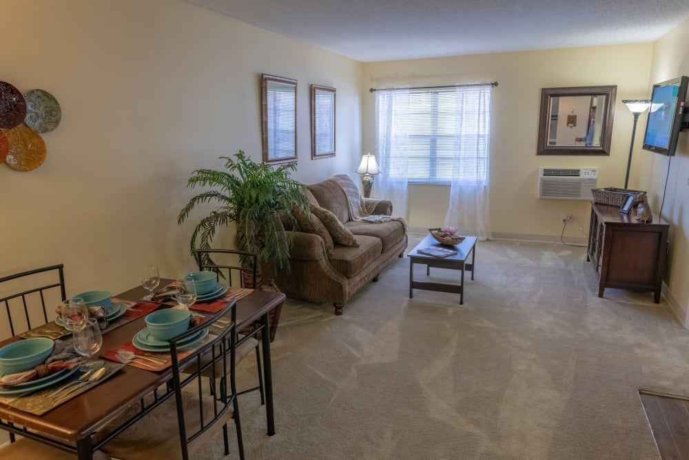 Spacious apartments at Royal Palm in Port Charlotte, Florida