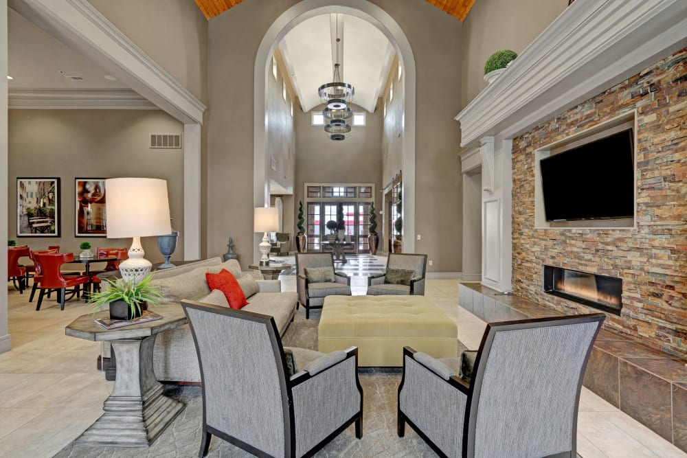 Clubhouse at Arrabella in Houston, Texas