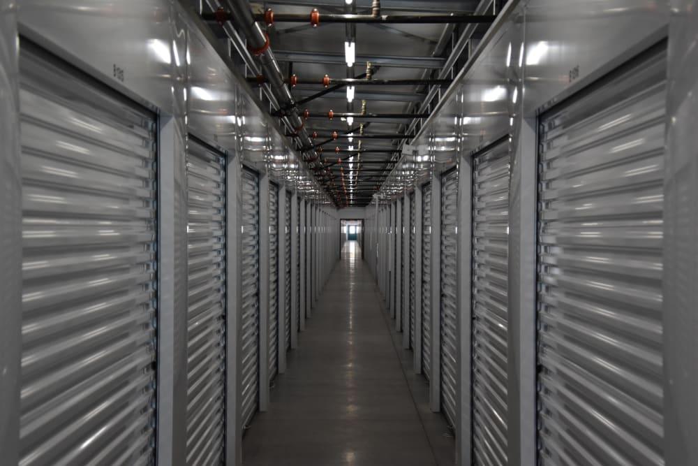 Well maintained self storage units at Chino Self Storage in Chino, CA