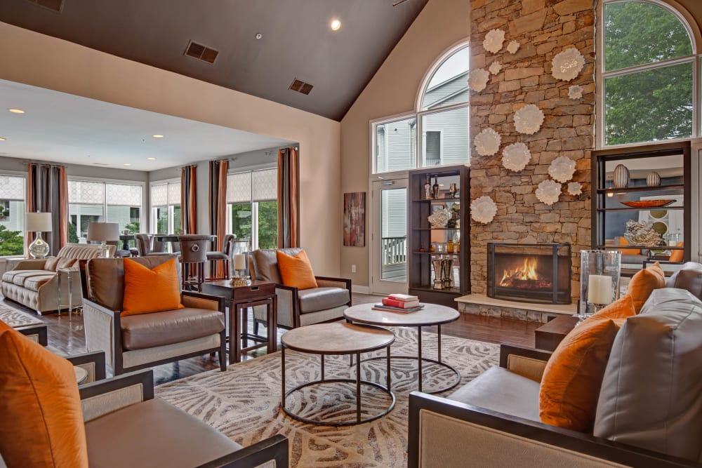 Clubhouse at Sussex at Kingstowne in Alexandria, Virginia